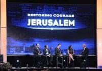 Restoring Courage, Jerusalem