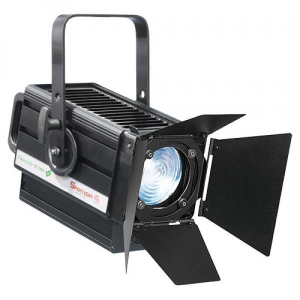 Spotlight Fresnel LED 150 RGBW