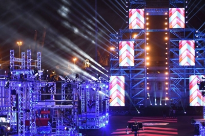 Israel Ninja Warrior - 2018